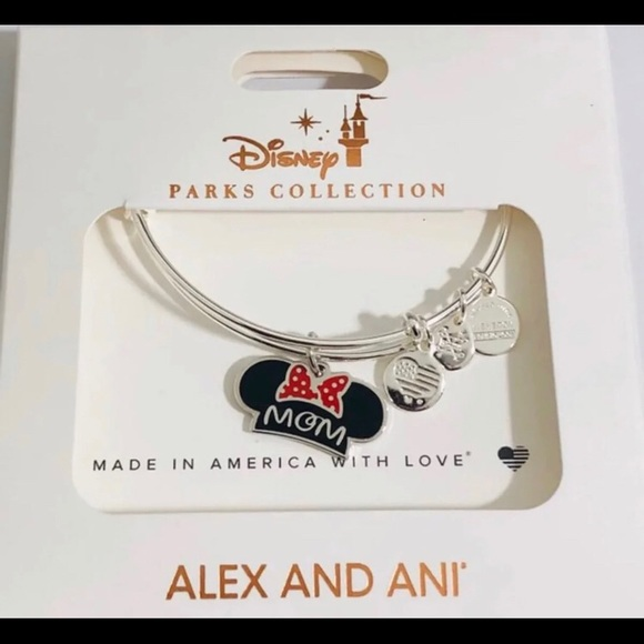 22f2b1a12927ce Alex and Ani Jewelry | Disney Minnie Bow Mom | Poshmark